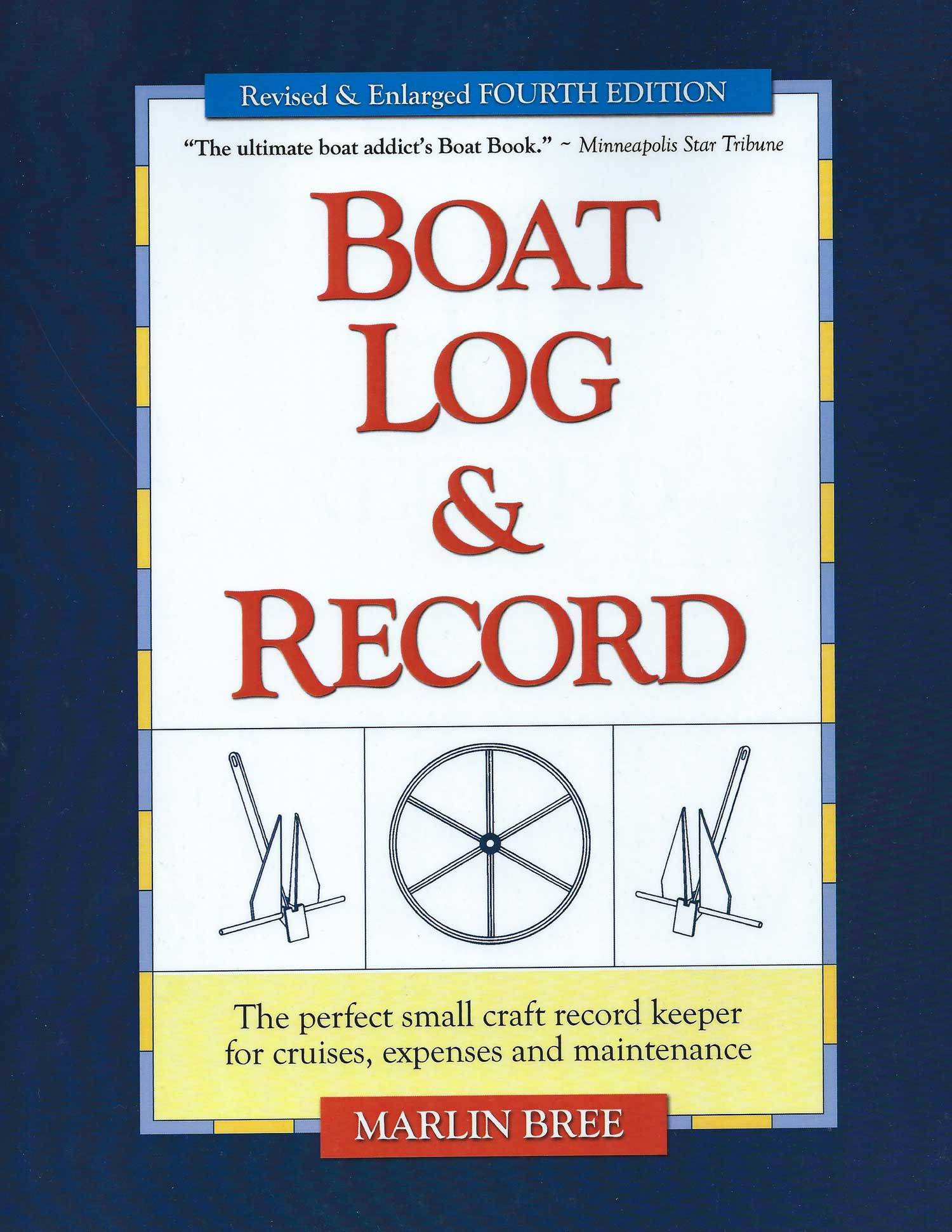 the dangerous book for boaters bree marlin